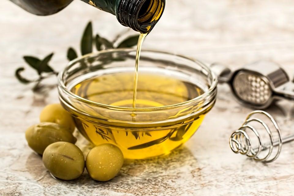 gastronomía aceite de oliva